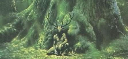 Cernunnos - bůh lesa
