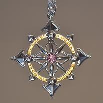 """Amulet """"Archandělský Kompas"""""""