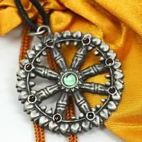 Amulet Kolo Dharmy - Kolo buddhova učení