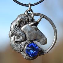 Amulet Jednorožec - Pán Světla