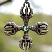 Amulet Zkřížená Vadžra