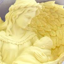 Andělská soška - esence lásky, 17 cm