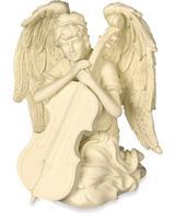 Andělská soška - hudba léčí