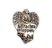 Andělská brož - Zázraky se dějí