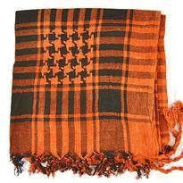 Šátek palestina arafat - oranžová