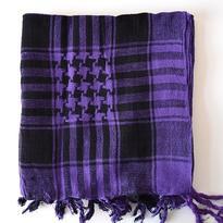 Šátek palestina arafat - fialová