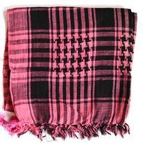 Šátek palestina arafat - růžová