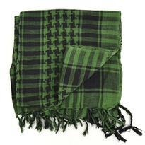 Šátek palestina arafat - tmavě zelená