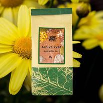 Sušené byliny sáček - Arnika květ 50 g