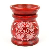 Aromalampa mastek - Strom Života, červená