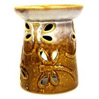 Aromalampa Vážky, keramika barevná