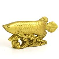Soška ryba Arowana XL