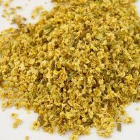 Sušené byliny sáček - Bez černý květ řezaný 100 g