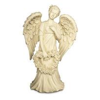 Velká soška anděla pro modlitbu za požehnání