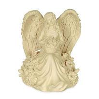 Velká soška anděla pro modlitbu za andělské vedení