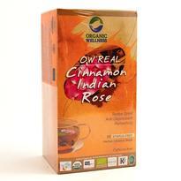 O. Wellness BIO Tulsi Indická růže se skořicí 25 s