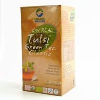 Organic Wellness BIO Tulsi Green tea čaj 25 sáčků