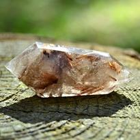 Broušená krystalová hůlka - Sagenit extra 20 g