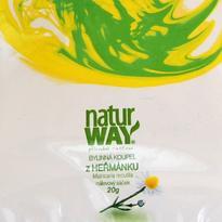 Natur Way Bylinná koupel - Heřmánek