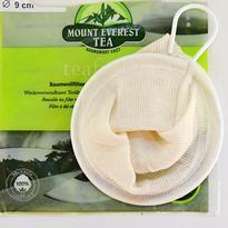 Sítko čajové bavlněné M