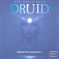 CD - Druid - Medwyn Goodall