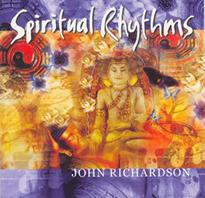 CD - Duchovní rytmy - John Richardson