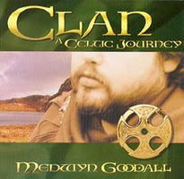 CD - Klan keltské cesty - Medwyn Goodall