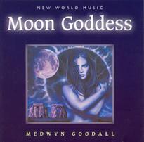 CD - Měsíční bohyně - Medwyn Goodall