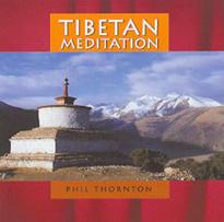 CD - Tibetská meditace - Phil Thornton