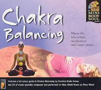 CD - Harmonizace čaker - Caroline Shola Arewa