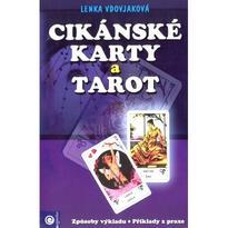 Cikánské karty a tarot, Lenka Vdovjaková