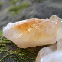 Citrín Maraba surový kámen L - XL