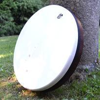 Rámový laditelný buben Daf, kozí kůže 52 cm