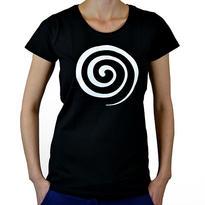 Dámské tričko Symbol - Spirála XL