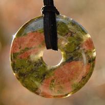 Donut kulatý 30 mm - unakit