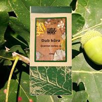 Sušené byliny sáček - Dubová kůra 100 g