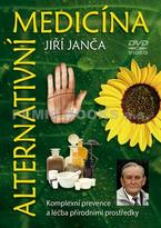 DVD - Alternativní medicína, Jiří Janča
