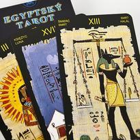 Egyptské tarotové karty