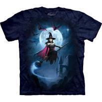 Fantasy tričko - Cesta čarodějky S