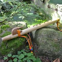 Flétna Cherokee bambus 45 cm