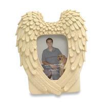 Andělský fotorámeček - ochranná křídla