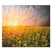 Šátek - přehoz Pole slunečnic