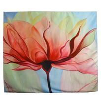 Šátek - přehoz Lotosová krása