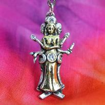 Amulet bohyně Hekaté