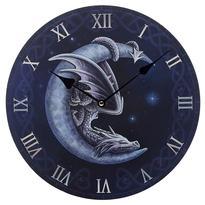 Nástěnné hodiny Dračí sen