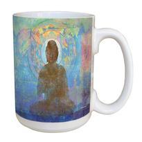 Tree Free hrnek - Modrý Buddha