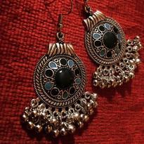 Šamanské náušnice IINII - Ashanti