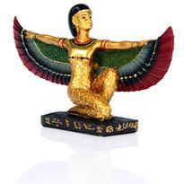 Isis - Egyptská bohyně, 15 cm