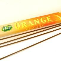 Japonské vonné tyčinky Nippon H&E - Pomeranč