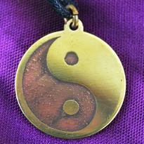Amulet Jing - Jang
